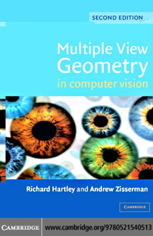 Multiple View Geom Comp Vision 2ed