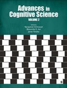 Advances in Cognitive Science, Volume 2 by Narayanan Srinivasan