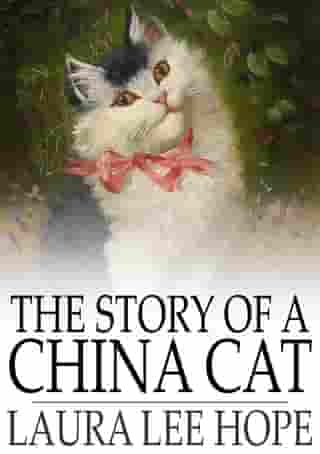 The Story of a China Cat by Laura Lee Hope