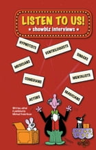 Listen to Us!: showbiz interviews by Michael Frederiksen