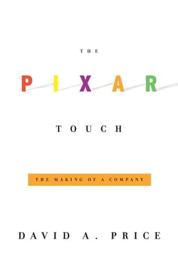 Book The Pixar Touch by David A. Price