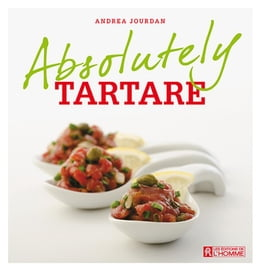 Book Absolutely tartare by Andrea Jourdan