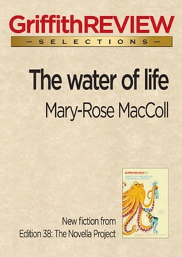 Book The water of life by Mary-Rose MacColl