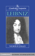 The Cambridge Companion to Leibniz