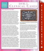 DSM-5 Clinical Cases (Speedy Study Guides) by Speedy Publishing