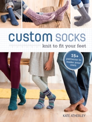Custom Socks Knit to Fit Your Feet