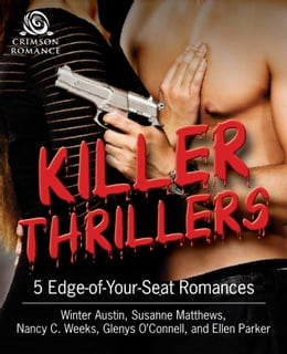 Book Killer Thrillers: 5 Edge-of-Your-Seat Romances by Glenys O'Connell