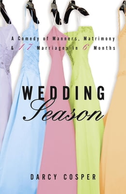 Book Wedding Season by Darcy Cosper