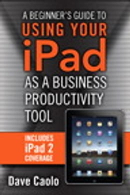 Book A Beginner's Guide to Using Your iPad as a Business Productivity Tool by Dave Caolo