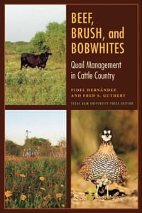 Beef, Brush, and Bobwhites: Quail Management in Cattle Country