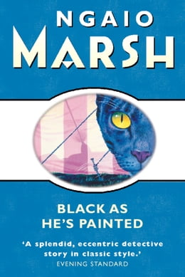 Book Black As He's Painted (The Ngaio Marsh Collection) by Ngaio Marsh