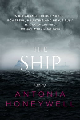 Book The Ship by Antonia Honeywell