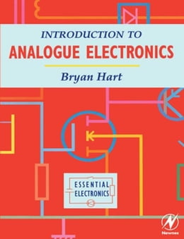 Book Introduction to Analogue Electronics by Hart, B.