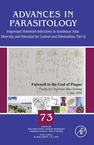 Important Helminth Infections in Southeast Asia: Diversity and Potential for Control and Elimination,  Part B