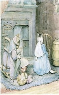1230000275521 - Beatrix Potter: Tale of Samuel Whiskers or The Roly-Poly Pudding (Illustrated) - Buch