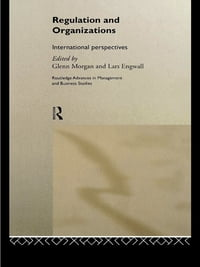 Regulation and Organisations: International Perspectives