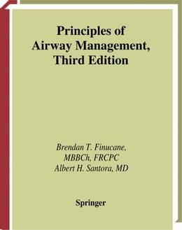 Book Principles of Airway Management by Brendan Finucane