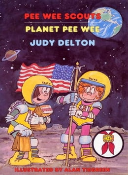 Book Pee Wee Scouts: Planet Pee Wee by Judy Delton