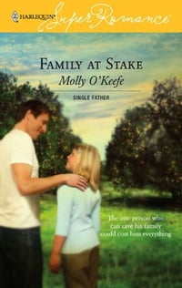 Family at Stake: A Single Dad Romance