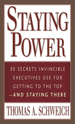 Book Staying Power by Thomas Schweich