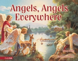 Book Angels, Angels Everywhere by Larry Libby