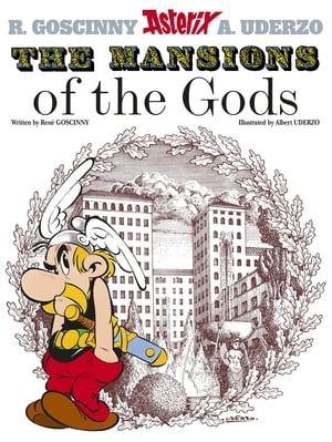 Asterix: The Mansions of The Gods Album 17