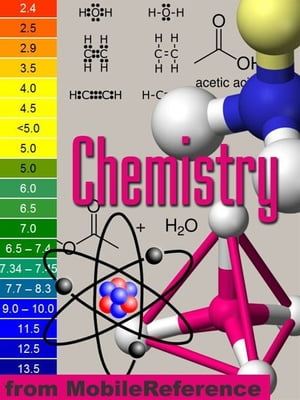 Chemistry Study Guide: Atom Structure,  Chemical Series,  Bond,  Molecular Geometry,  Stereochemistry,  Reactions,  Acids And Bases,  Electrochemistry. (Mobi