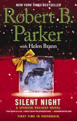 Book Silent Night: A Spenser Holiday Novel by Robert B. Parker