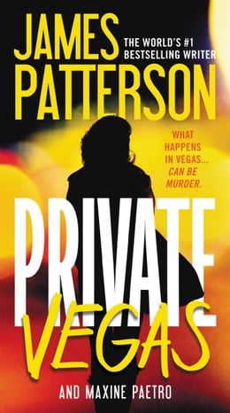 Book Private Vegas by James Patterson