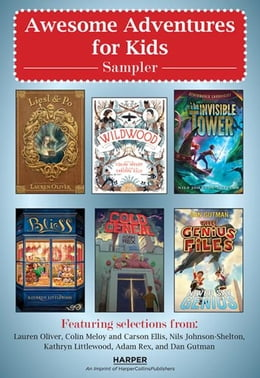 Book Awesome Adventures for Kids Middle Grade Sampler by Various