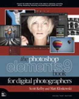 Book The Photoshop Elements 9 Book for Digital Photographers by Scott Kelby