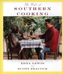 Book The Gift of Southern Cooking: Recipes and Revelations from Two Great American Cooks by Edna Lewis