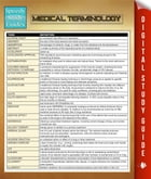 Medical Terminology: Speedy Study Guides by Speedy Publishing