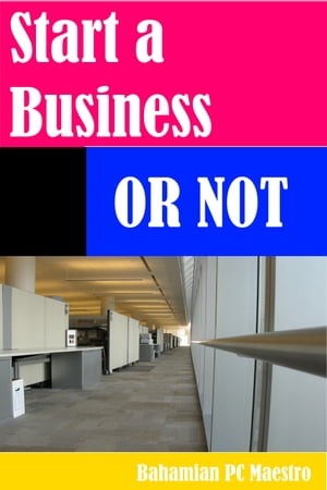 Start A Business Or Not