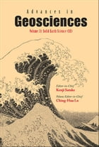 Advances in Geosciences: Volume 31: Solid Earth Science (SE) by Ching-Hua Lo
