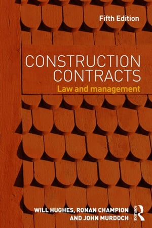 Construction Contracts Law and Management