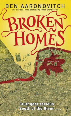 Broken Homes The Fourth PC Grant Mystery