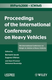 ICWIM 5, Proceedings of the International Conference on Heavy Vehicles: 5th International…