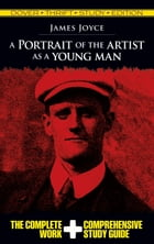 A Portrait of the Artist as a Young Man Thrift Study Edition by James Joyce