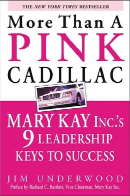 Book More Than a Pink Cadillac by Underwood, Jim