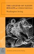 The Legend of Sleepy Hollow and Other Writings (Barnes & Noble Classics Series) Cover Image