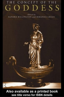 Book The Concept of the Goddess by Billington, Sandra