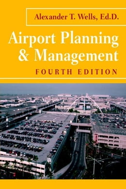 Book Airport Planning and Management by Wells, Alexander