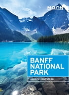 Moon Banff National Park by Andrew Hempstead
