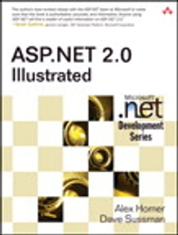 Book ASP.NET 2.0 Illustrated by Alex Homer