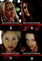XXX Photo Books - Naughty But Nice Collected Edition 2 – Volumes 5-8 by Madeleine David