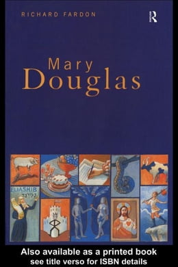 Book Mary Douglas by Fardon, Richard