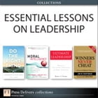 Essential Lessons on Leadership (Collection) by Jon Huntsman