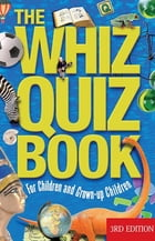 The Whiz Quiz Book by National Parents Council