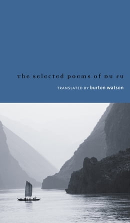 Book Selected Poems of Du Fu by Burton Watson